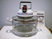 Decosonic Convection Oven Manual | Galloping Gourmet Convection ...